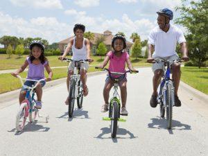 Garder la santé grâce à l'exercice physique