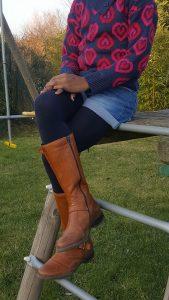 Bien porter des bottes cavalières