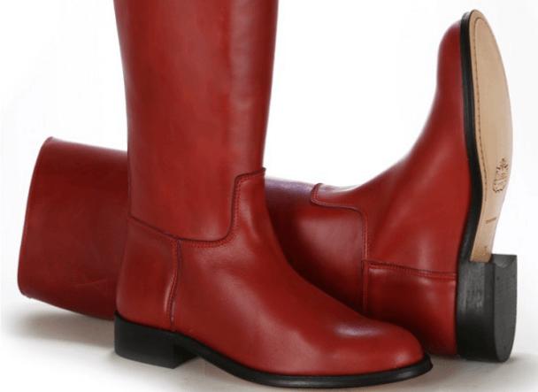 Porter des bottes cavalières