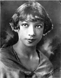 : Josephine Baker at age 16,